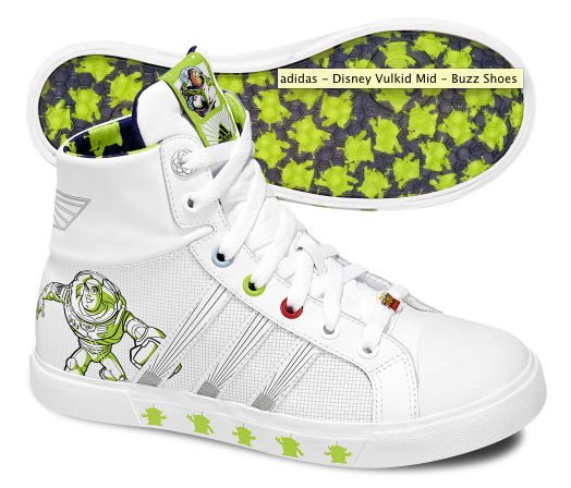 e75f6d9fe76 Adidas Toy Story 3 Collection - SneakersBR