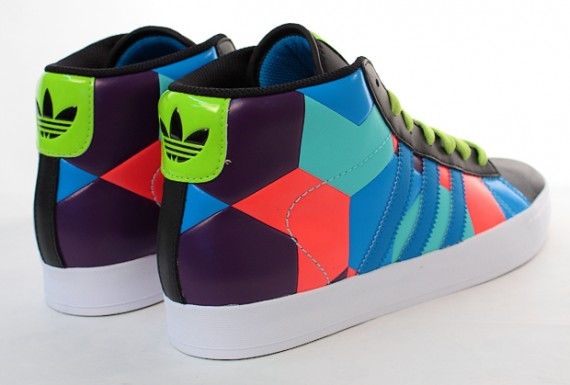taille 40 78dff 3c2d1 Adidas Campus Street Mid 'Pop Super Vulc - SneakersBR