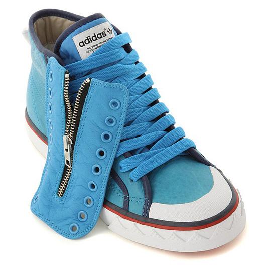Adidas Nizza Hi OT Tech Pack - FW10 - SneakersBR 5dcec8e01c08