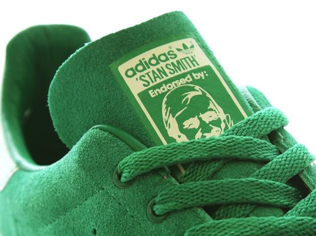 adidas stan smith sola verde