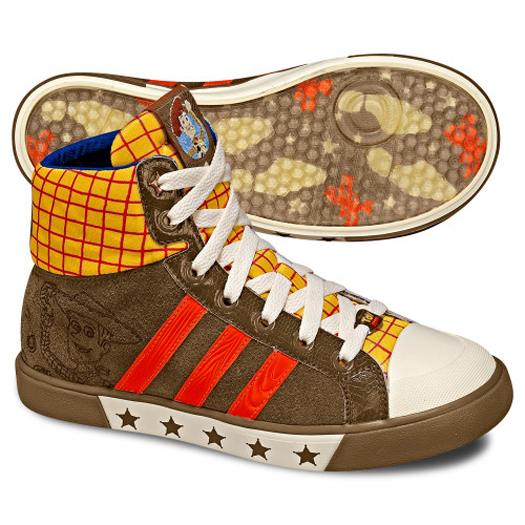 Adidas Toy Story 3 Collection