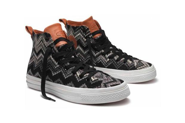 0176a2cd7d51 Converse Chuck Taylor X Missoni - Fall Winter 2010 - SneakersBR
