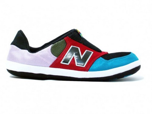 New Balance A12BBG - SneakersBR 91a98a78d40e