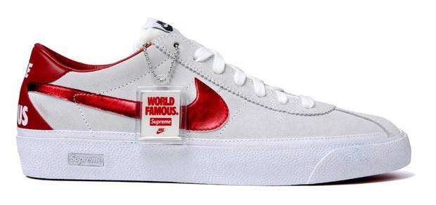 Nike Air Bruin Sb X Supreme World