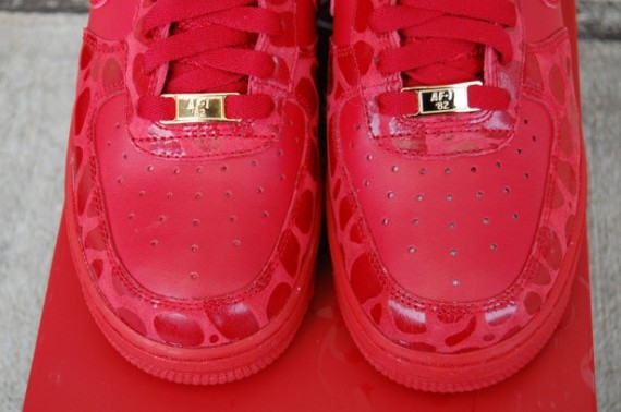 Nike Air Force 1 WMNS - Valentine s Day 2010 - SneakersBR 5ebfa45008c9