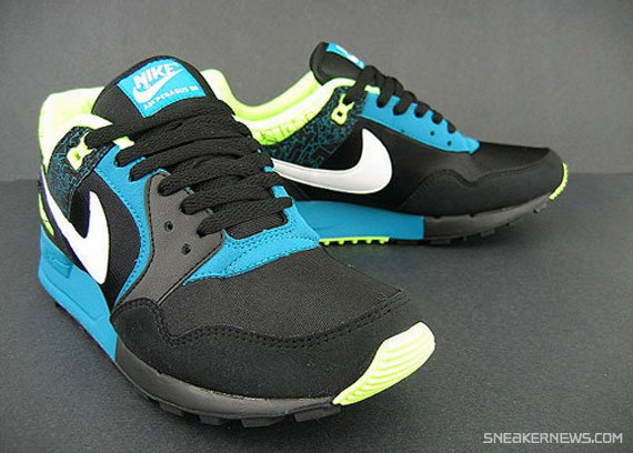 newest b5f03 ca045 Nike Air Pegasus 89 ND – BlackGlass BlueVolt