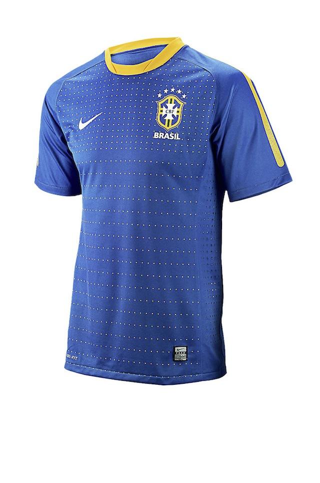 Nike Mandingas - Camisa Azul da Seleção Brasileira - SneakersBR 45aa821ad31e8