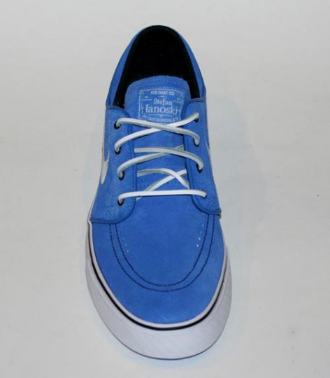 a0f81277d21e Nike Zoom Stefan Janoski SB Pacific Blue - SneakersBR