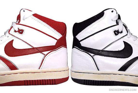 Se infla pala más y más  Nike Sky Force 88 Vintage – SP11 | SneakersBR - Lifestyle Sneakerhead