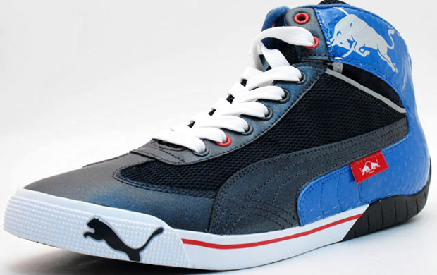 Puma Speed Cat 2,9 Mid Red Bull