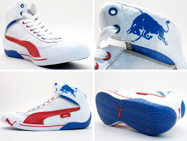 Puma Speed ​​cat 2.9 Mediados De Red Bull HtfSxo8