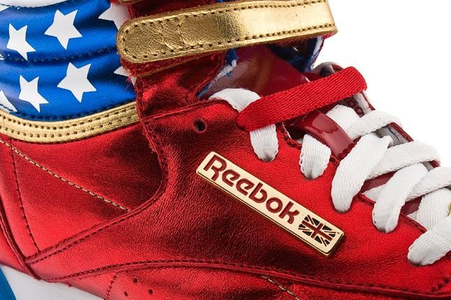 bf832738e24 Reebok Freestyle  Wonder Woman  - SneakersBR