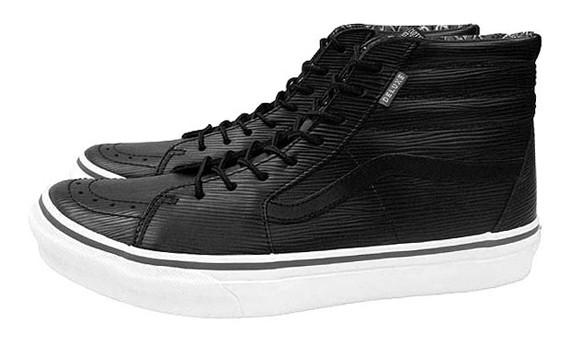 Vans SK8-Hi X Deluxe - SneakersBR 6e2e407132269
