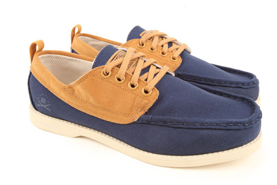 Adidas Ransom Boat Shoes