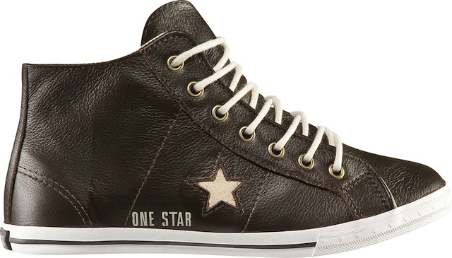 Converse Brasil Autumn/Winter 2011 - One Star