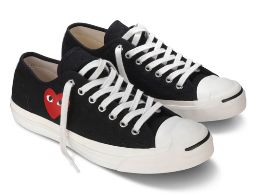 Converse Jack Purcell X Comme Des Garçons - Spring 2011 - SneakersBR 67a8ae3be