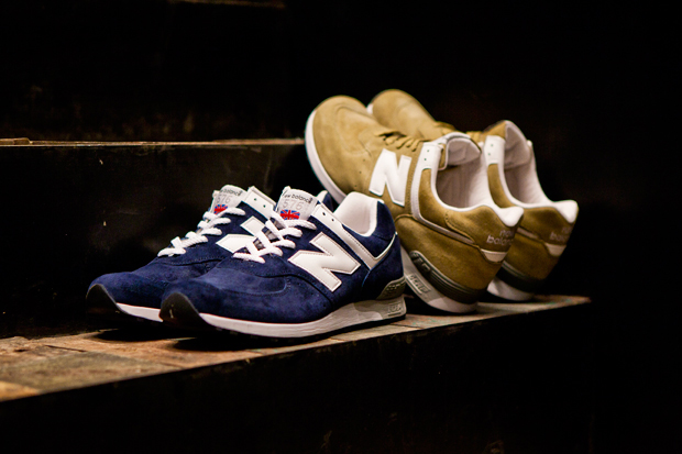 New Balance M576 Suede Pack – A.P.C Exclusive 713f1ff183