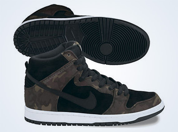 0c27bc9d701 Nike SB Dunk High - Summer 2012 Preview - SneakersBR