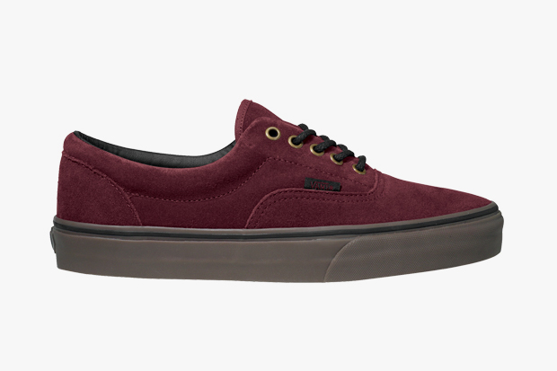 8a415253b4 Vans Classic Era  Suede   Gum  Pack - Holiday 2011 - SneakersBR