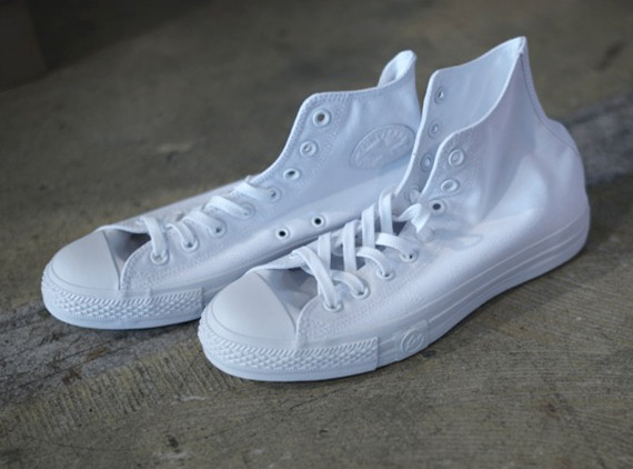 Converse Chuck Taylor All Star X UNDFTD X Fragment Design – White – Preview