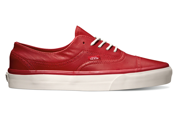 "Vans California ""Brogue Pack"" – Holiday 2012"