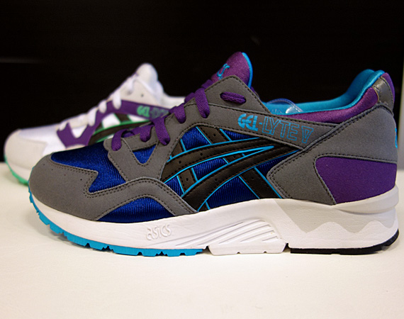 Asics Gel-Lyte V - Fall 2013 Preview - SneakersBR 1505fc24e1
