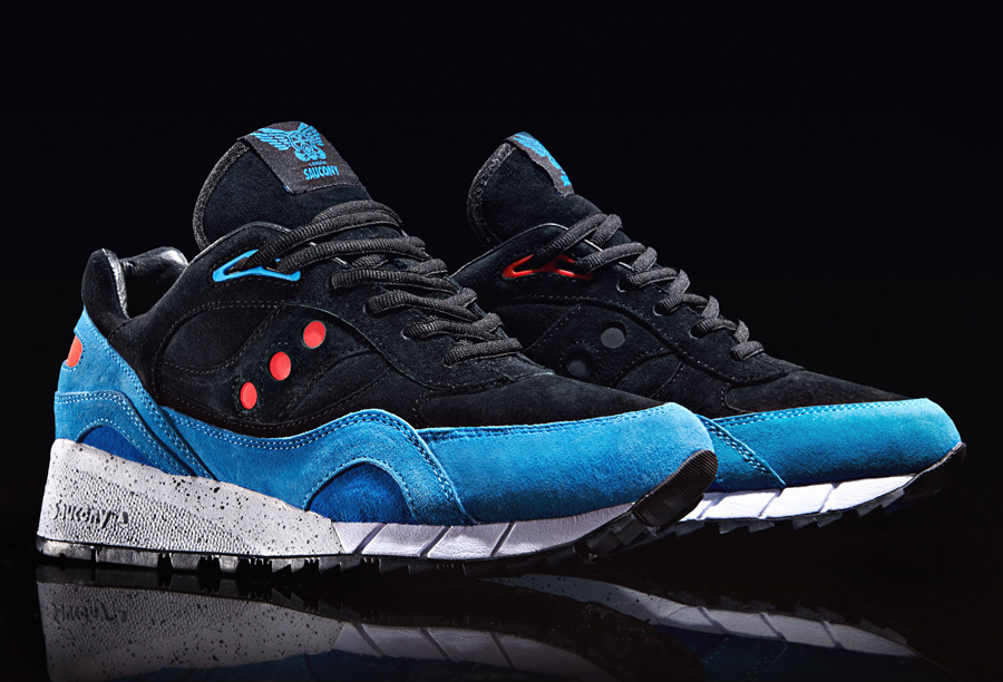Saucony Shadow 6000 X Foot Patrol – Only In Soho