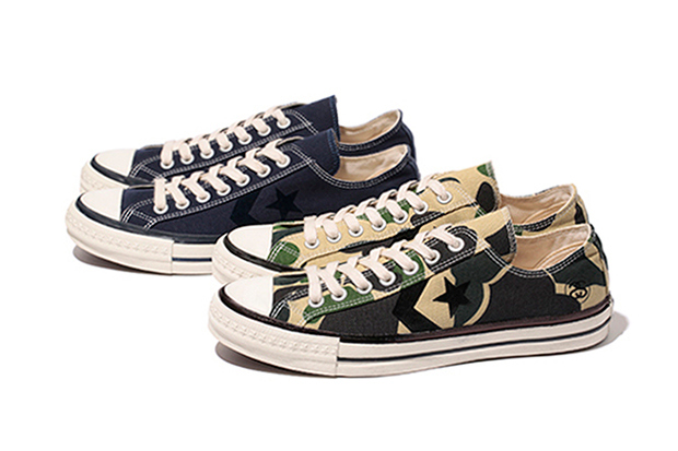 Converse CX-PRO OX X Stussy Deluxe – Spring 2013