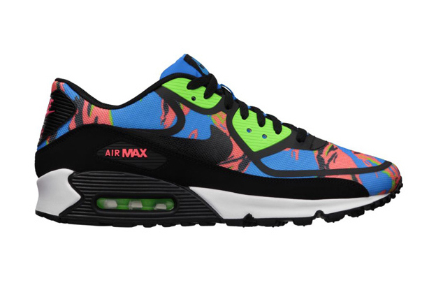 1a2421483dd Nike Air Max 90 Premium Tape Color Camo