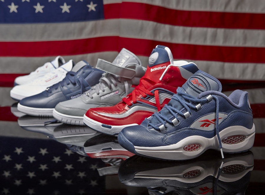 Reebok Classic Patriot Pack