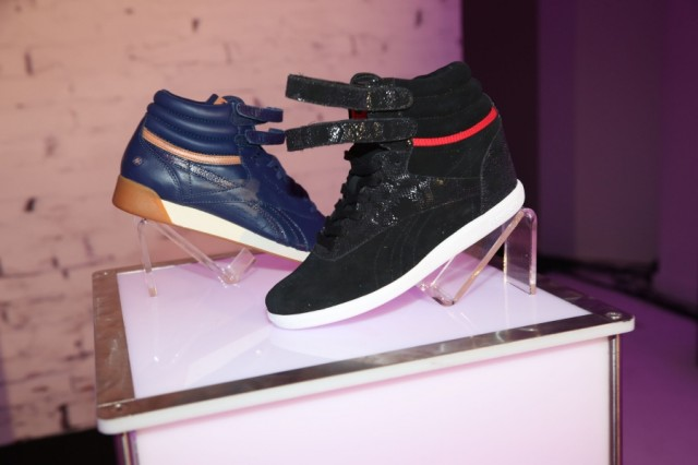 Alicia Keys Attends Reebok Women's Live With Fire Event In NYC To Give An Exclusive Preview Of Her FW Reebok Classic Collection