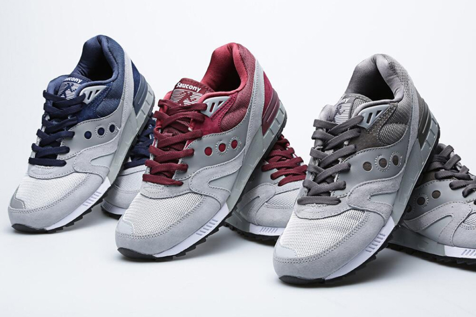 Saucony Shadow Master – Grey Pack – Fall 2013