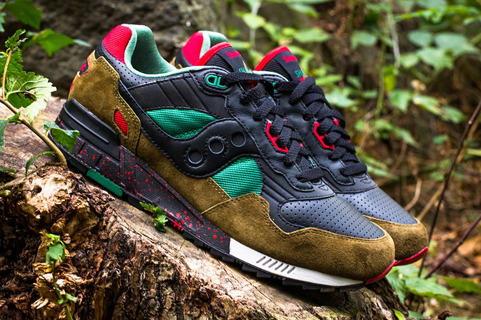 Saucony Shadow 5000 X West NYC – 'Cabin Fever'