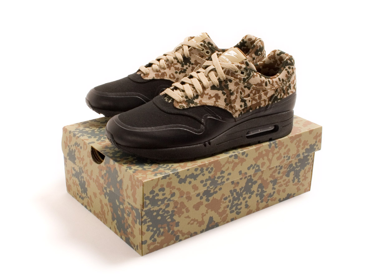 7bbc7d1e55f45 Nike Air Max 1 SP Country Camo  Germany  - Special Edition - SneakersBR