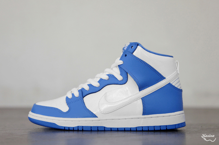 26786218f6 Nike Dunk SB High  Rival Pack  - SneakersBR