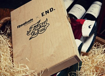 Reebok Insta Pump Fury X End - Teaser