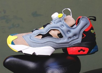 Reebok Insta Pump Fury X Bodega - Preview