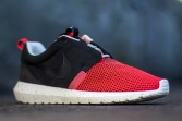 Nike Roshe Run NM – Black/Red/Sail