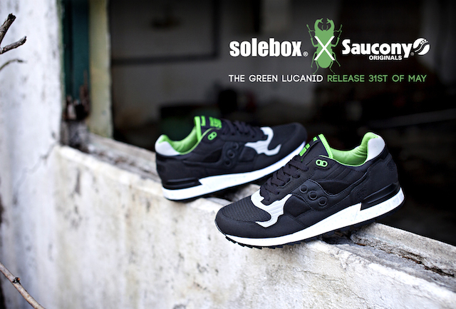 Saucony Shadow 5000 x Solebox_12Green