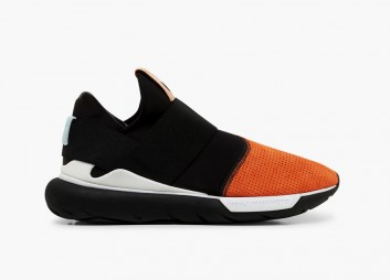 Adidas Y-3 Qasa Low - Spring/Summer 2014 - Preview