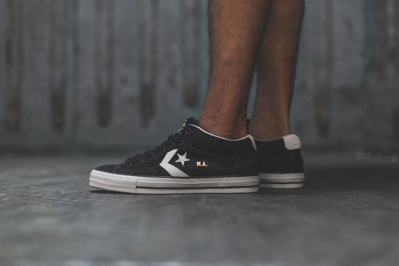 e066ae93ada20 Converse CONS Star Player Pro x Krooked Skateboards - SneakersBR