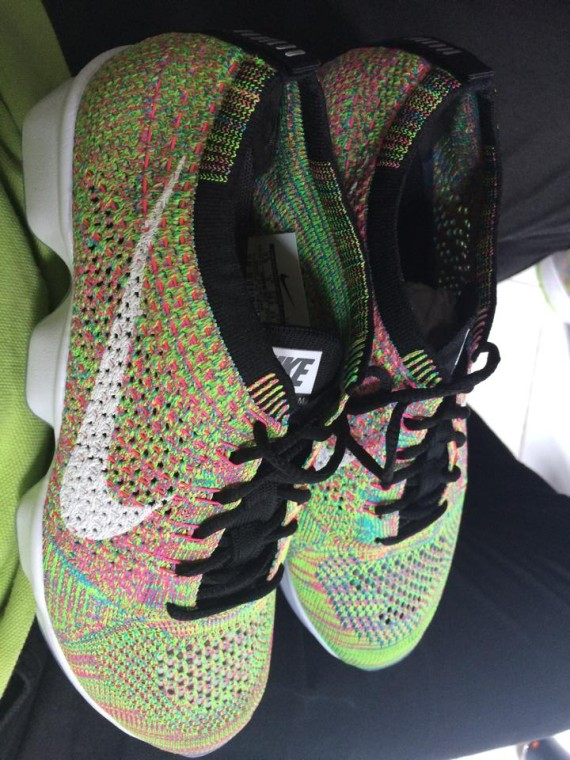 Nike Flyknit Racer Hex-Zoom Sample