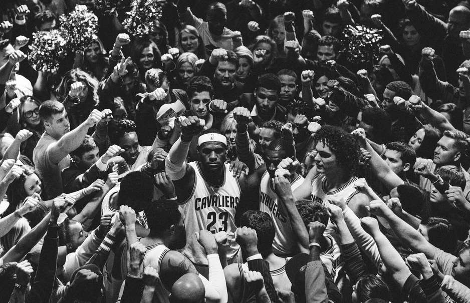 Nike Basketball Lança O Vídeo 'Together' Para Celebrar Retorno De LeBron James Ao Cavaliers