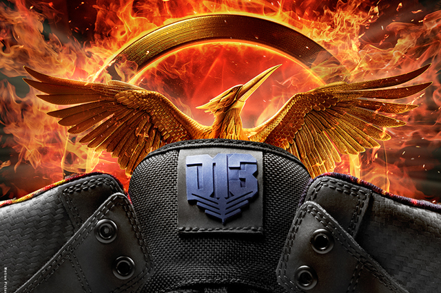 Supra X The Hunger Games – Mockingjay Part 1