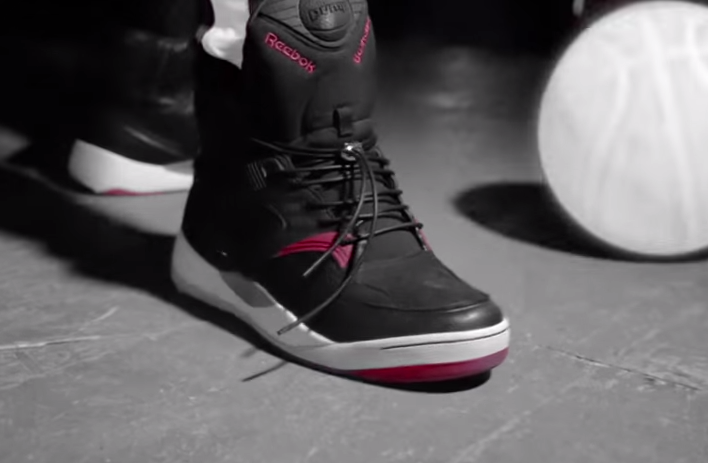 Reebok Pump 25th Anniversary – Vídeo Teaser