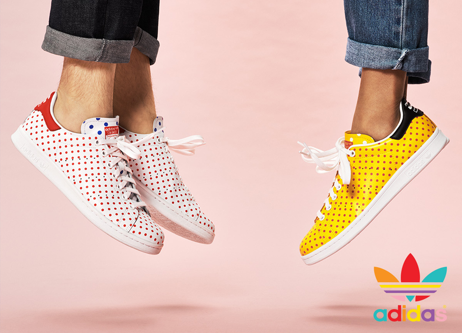 Adidas Originals X Pharrell Williams – Polka Dots Collection