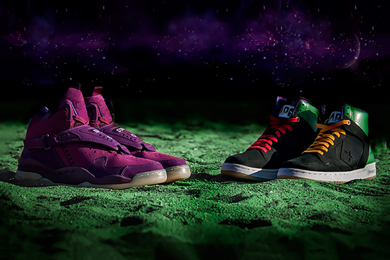 Converse 'Space Invader' Pack