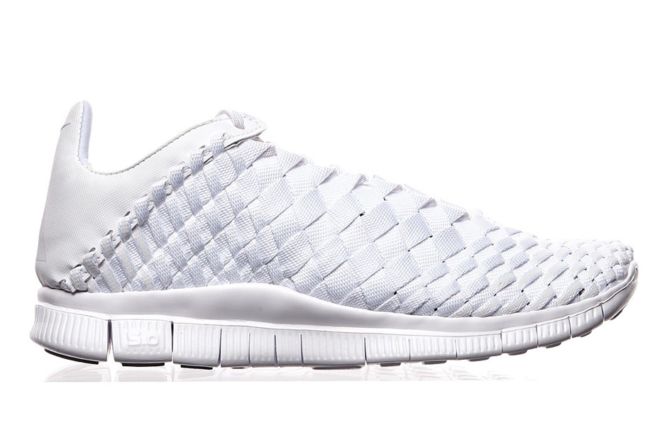 Nike Free Inneva Tech SP – White/White