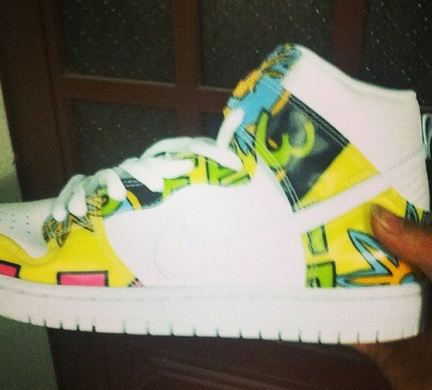 Nike SB Dunk Hi 'De La Soul' – 2015 Preview