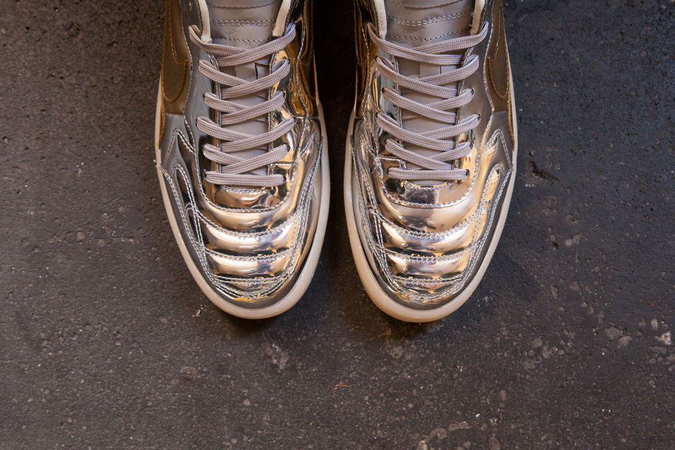 Nike Tiempo '94 Liquid Metal – Two Tone Pack